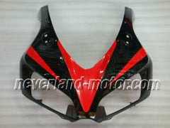 Honda CBR 1000RR 2006-2007 ABS Fairing - Red/Black
