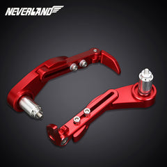 Motorcycle 22mm Bar End Lever Guards Protectors Brake Protection CNC