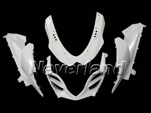 Unpainted Raw Upper Front Fairing for Suzuki GSXR1000 K9 2009-2013