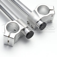 51mm CNC Handlebars Clip On Motorcycle Fork Tube Racing For Aprlia Mille RS250