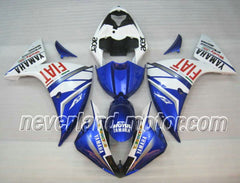Fairing Kit For 09 12 2009 2012 Yamaha YZF R1 YZF 1000 R1 Bodywork Injection ABS