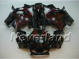 Bodywork Fairing For Honda CBR600 F2 1991-1994 ABS Plastic Set - neverland-motor