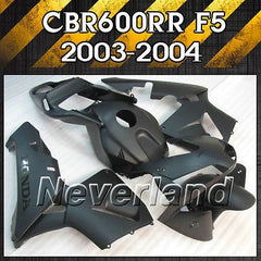 Bodywork Fairing Kit For 03-04 Honda CBR 600 RR F5 Injection ABS