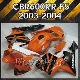 Fairing Kit for 2003 2004 03-04 Honda CBR600RR F5 600RR Injection ABS Bodywork