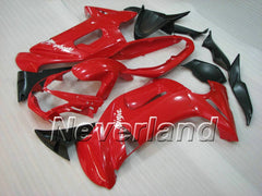 Motorcycle Fairing Kit For 06-08 Kawasaki Ninja 650R ER-6f 2006-2008 07 2007 ABS