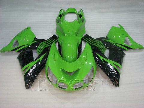 Fairing Bodywork Mold Injection Kit for 06-11 Kawasaki ZX14R ZX-14R 2006-2011