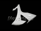 Unpainted Raw Left Side Panel Fairing For Suzuki GSX R 1000 K9 2009-2013 09 12