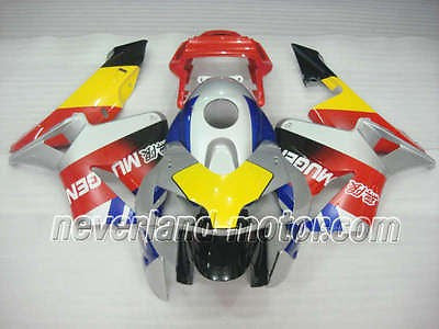 Fairing Kit Injection ABS Molding for Honda 03-04 CBR600RR F5