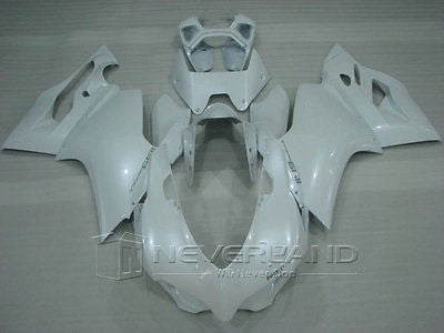 Fairing Molding Kit Bodywork Injection for Ducati 1199 2012 2013 ABS Plastic