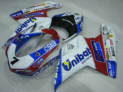 Fairing Kit for Ducati 1098/848/1198 2007 2008 2009 2010 2011 Bodywork Mold ABS