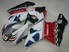 Fairing Kit for Ducati 1098/848/1198 2007-2011 2008 2009 Bodywork Mold 07-11 ABS