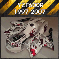 Bodywork Fairing Kit for 1997-2007 Yamaha YZF 600R Thundercat 97-07 06