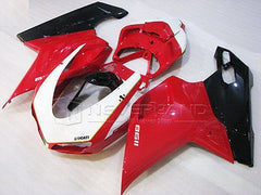 Injection Fairing kit for 07-11 Ducati 1098 848 2007-2011 2008 2009 2010 ABS