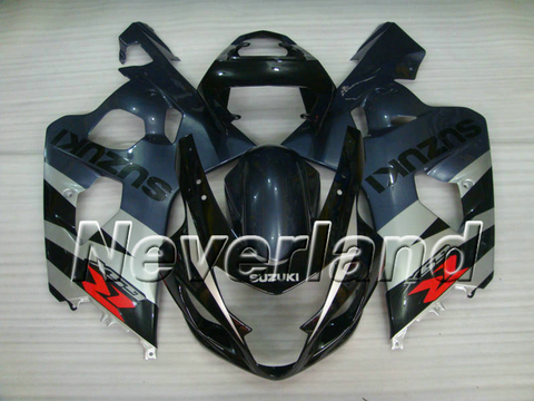 Fairing Kit Injection Bodywork ABS for 2004 2005 SUZUKI GSXR600 GSXR750 K4 04 05