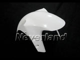 Unpainted Raw Front Fender Fairing Fit For Yamaha YZF 1000 R1 2000-2001