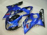Fairing Bodywork Injection Kit for 2004 2005 SUZUKI GSXR600 GSXR750 K4 04 05 ABS
