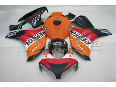 Fairing Bodywork Kit Injection ABS Set For Honda CBR1000RR 2008-2011