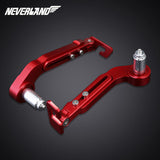 Motorcycle Lever Guards Protectors Brake Protection CNC Aluminum 22mm 7/8''