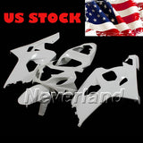 Unpainted Fairing Kit for SUZUKI GSX-R 600/750 2004-2005 K4 - neverland-motor