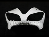 Unpainted Raw Upper Front Fairing Fit For Yamaha YZF 1000 R1 2000-2001