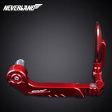 "7/8"" Rear View Side Mirror Brake Clutch Lever Protective Guards Handle Bar End"