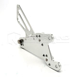 Adjustable Rearset Footrest Footpegs Rear Set For Yamaha YZF-R1 2007 2008
