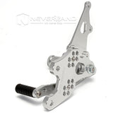 CNC Rearset Rear Set Footpegs Footrest Racing for HONDA CBR600RR 2003-2006 04 05