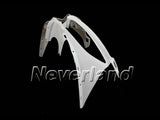 Unpainted Raw Upper Front Fairing Fit For Yamaha YZF 1000 R6 2003