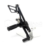 Rearset Rear Set Foot Pegs Footrest Pedals For SUZUKI GSX-R600/750 2011-2016 15