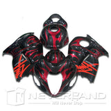 Fairing Injection for Suzuki Hayabusa GSXR1300 97-07 GSX-R 1300 1997-2007 05 06 - neverland-motor