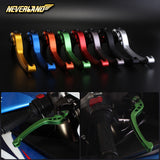 CNC Long Adjustable Brake Clutch Matte levers for KAWASAKI