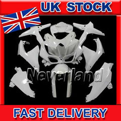 Unpainted Fairing Kit for SUZUKI GSX-R 600/750 2008-2010 K8