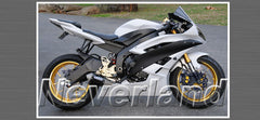 Hot Injection ABS Fairing kit for Yamaha YZF 600 R6 2006 2007 YZF-R6 Bodywork