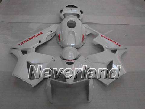 Honda CBR 600RR F5 2003-2004 ABS Fairing - All White