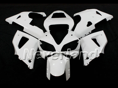 Unpainted Fairing Kit for 2000-2001 Yamaha YZF R1 Injection ABS NEW