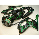 Fits 1997-2007 Yamaha YZF 600R Thundercat ABS Bodywork Fairing Kit - neverland-motor