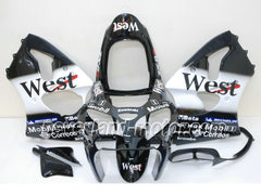 Kawasaki NINJA ZX6R 2000-2002 ABS Fairing - West