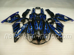 Fairing Bodywork ABS Kit For 2006-2011 Injection Kawasaki ZX-14R ZX14R ZZR1400