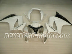 Honda VFR800i 2002-2012 ABS Fairing - Black/White