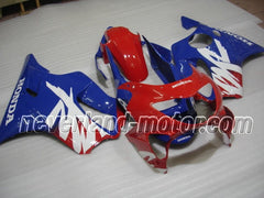 Honda CBR600 F4 1999-2000 ABS Fairing - Red/Blue