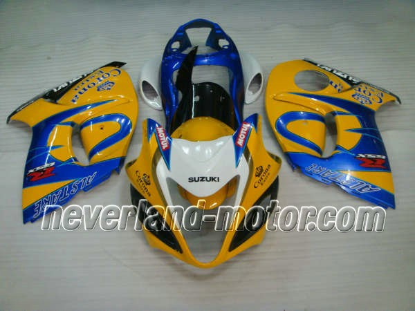 Buy SUZUKI GSX-R 1300 2008-2014 Hayabusa ABS Fairing - Corona at  neverland-motor for only $849 00
