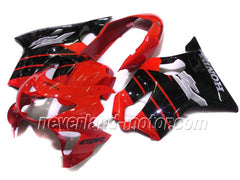 Honda CBR600 F4 1999-2000 ABS Fairing - Red/Black