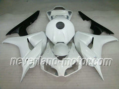 Honda CBR 1000RR 2006-2007 ABS Fairing - White