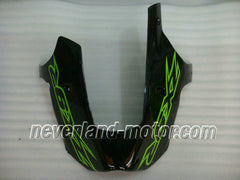 KAWASAKI NINJA ZX9R 1998-1999 ABS Fairing - Green/Black