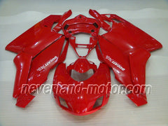 Ducati 749 / 999 2005-2006 ABS Fairing - All Red