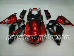 Fairing Bodywork Kit For Kawasaki ZX-14R ZX14R ZZR1400 2006-2011 ABS