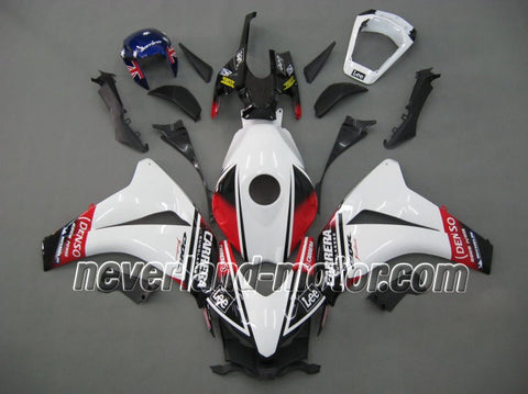 Honda CBR 1000RR 2008-2011 ABS Fairing - Lee