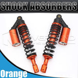 "12.5"" 320mm Rear Shock Absorbers Gas Suspension For MVAgusta Derbi Orange Motor"