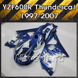 Fairing Kit For 97-07 Yamaha YZF-600 R Thundercat 600R YZF600R 1997-2007 ABS - neverland-motor
