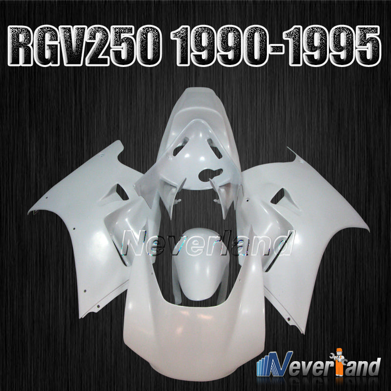 Bodywork Fairing kit For 1990-1995 91 92 93 94 Suzuki RGV250 RGV 250 - neverland-motor
